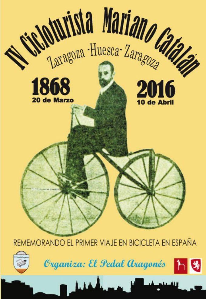IV Marcha Cicloturista Mariano Catalán