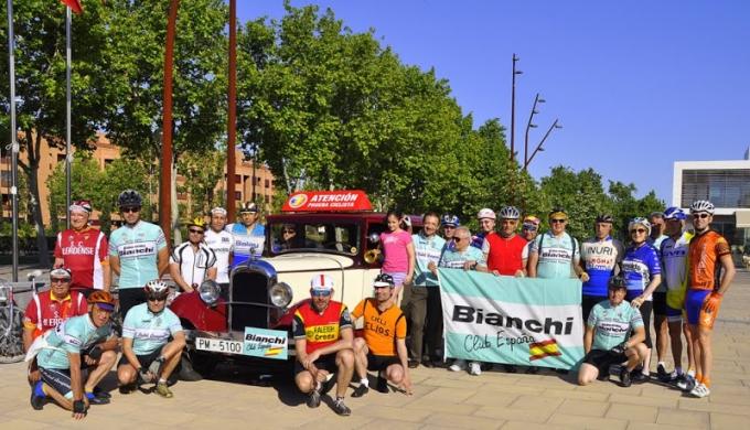 I Marcha Biciclásica Edoardo Bianchi