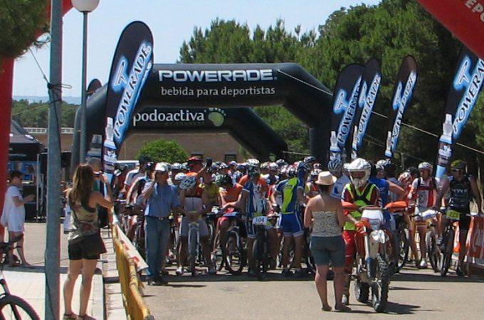 I Maratón BTT La Esteparia