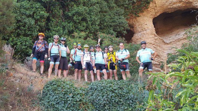 Salidas Carretera y Btt ()-(Cueva de la Hiedra)