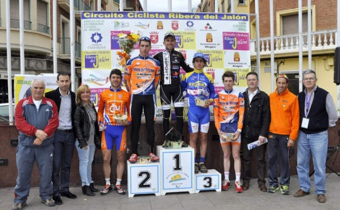 Circuito Ciclista Ribera del Jalón 2012