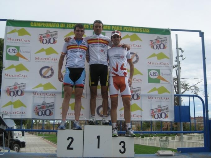 IV Campeonato de España de Ciclismo para Periodistas