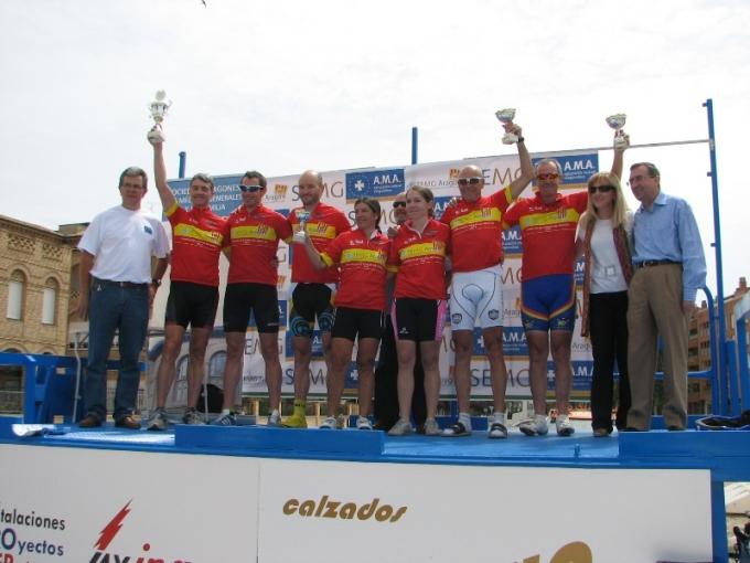 III Campeonato de España de Ciclismo para Médicos