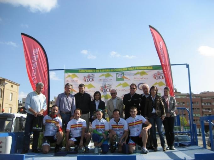 III Campeonato de España de Ciclismo para Periodistas