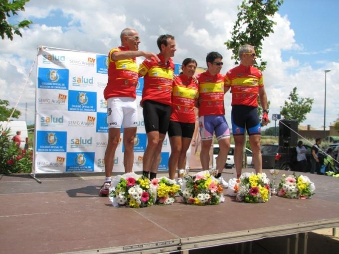 II Campeonato de España de Ciclismo para Médicos