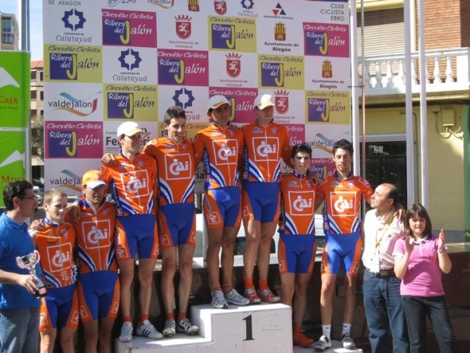 Circuito Ciclista Ribera del Jalón 2009