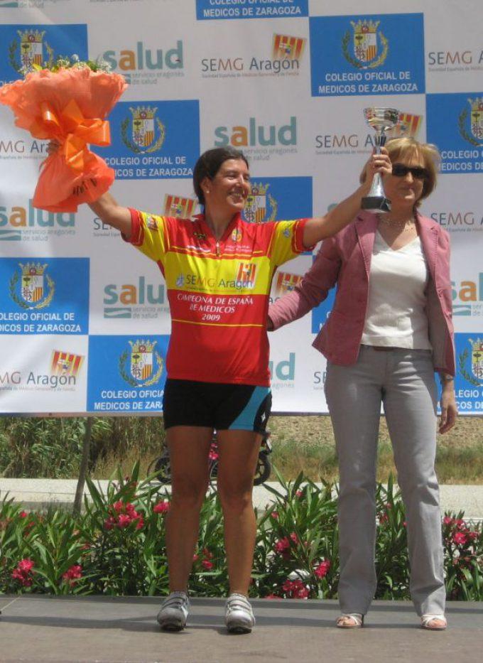 I Campeonato de España de Ciclismo para Médicos
