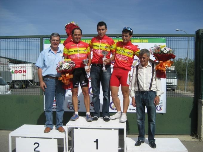 I Campeonato de España de Ciclismo para Periodistas