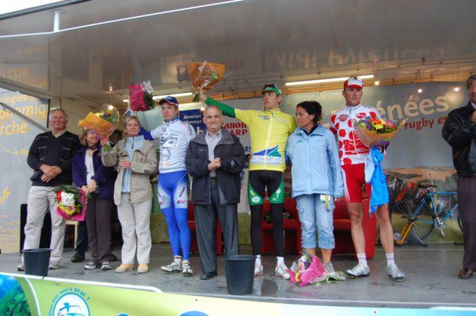 Vuelta a los Pirineos 2008
