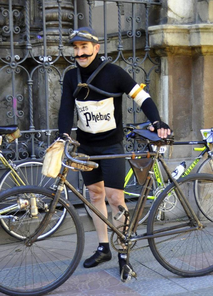 I Marcha para Bicicletas Clásicas La Pionera