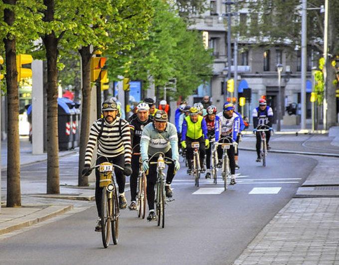 II Biciclásica La Pionera