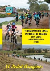 VI Descenso del Canal