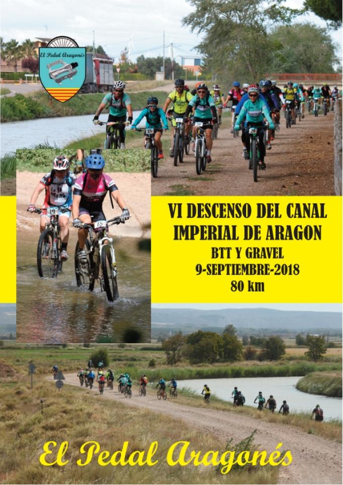 VII Descenso del Canal Imperial