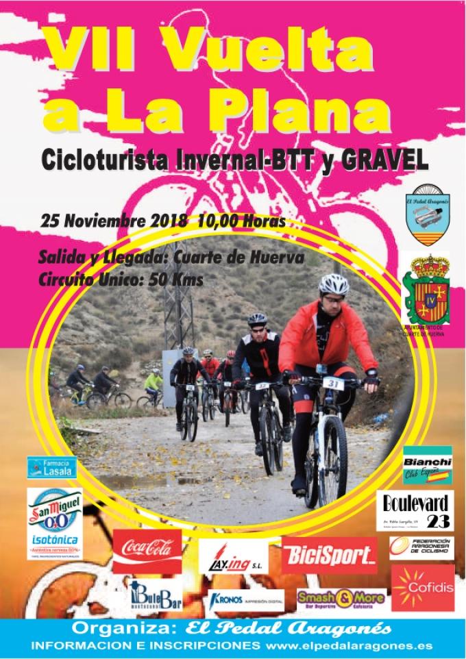 VII Vuelta a La Plana
