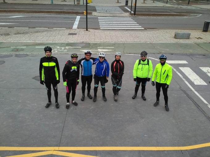 Salidas Carretera y Btt (Valmadrid)-(Presa de Pina)