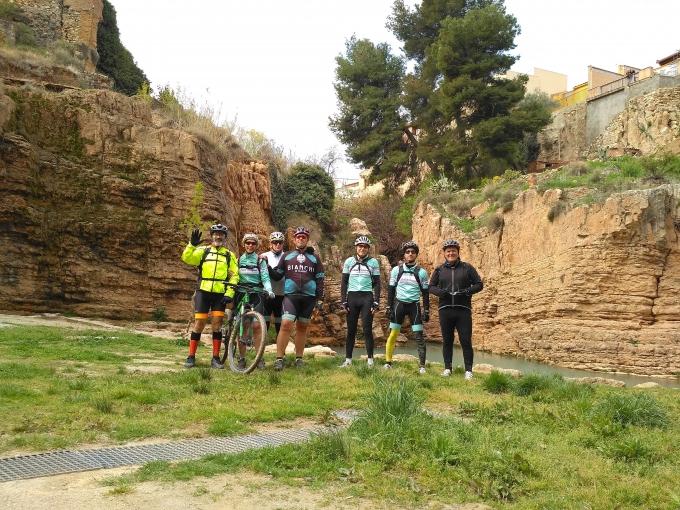 Salidas Carretera y Btt (Urrea de Jalón / V.Epila)-(Pantano de Mezalocha)