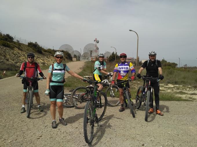 Salidas Carretera y Btt (Monegrillo)-(Alto de San Esteban)