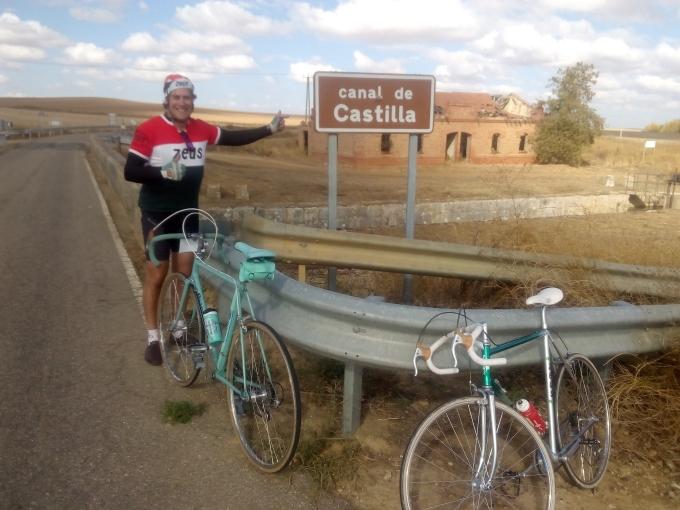 Salidas Carretera y Btt (Canal de Castilla)