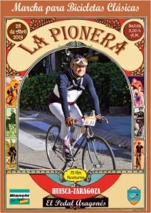 Cartel IV La Pionera