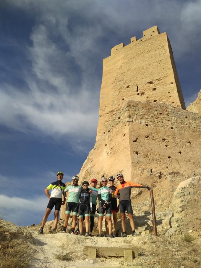 Salidas Carretera y Btt (Leciñena)-(Castillos de Huerva)