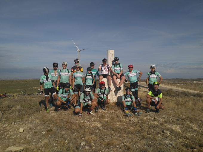 Salidas Carretera y Btt (Leciñena)-(Villamayor)