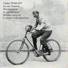 El heroe de la P-B-P Charles Terront